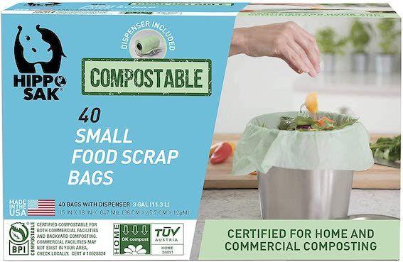 Hippo Sak compost bags